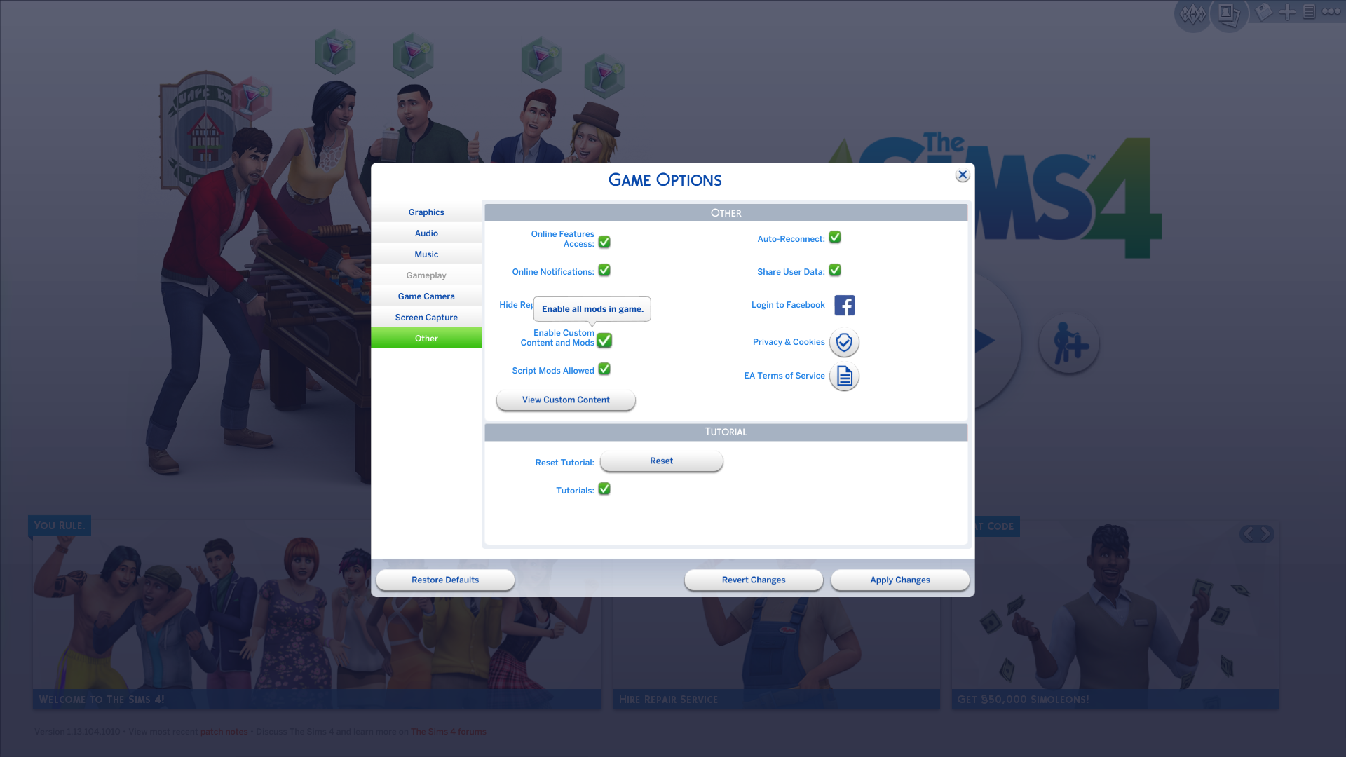 sims 2 how to make better server