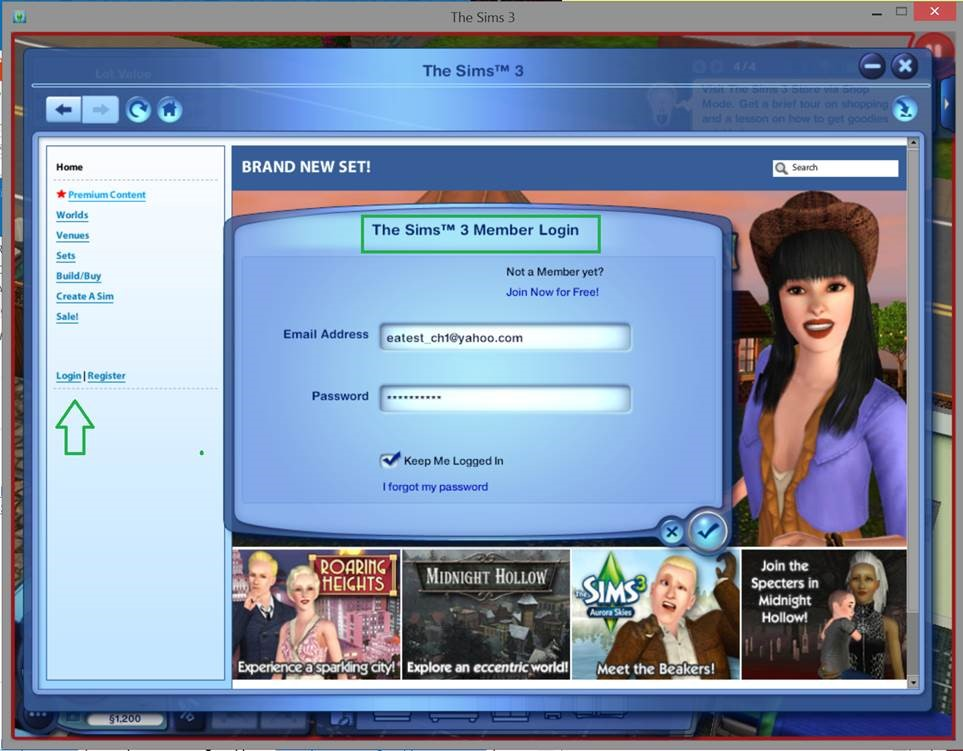 the sims 3 redeem codes free