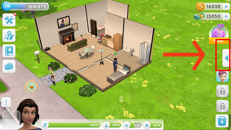 Guide how to find your player id in the sims mobile for How to find a good home builder