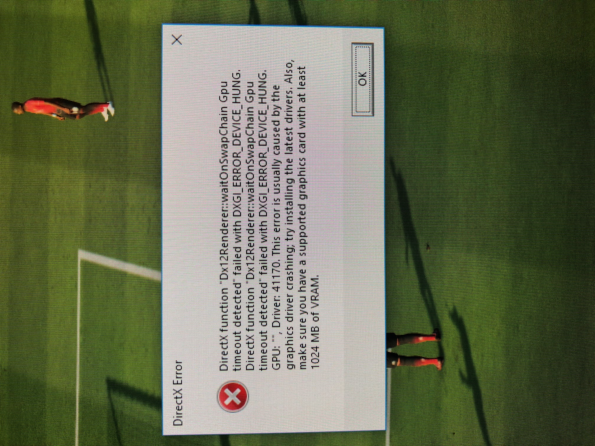 Fifa 19 Crashes While Playing Directx12 Error Appears Answer Hq
