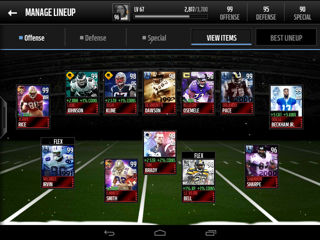 Madden Mobile 16 Account Hacked Answer Hq