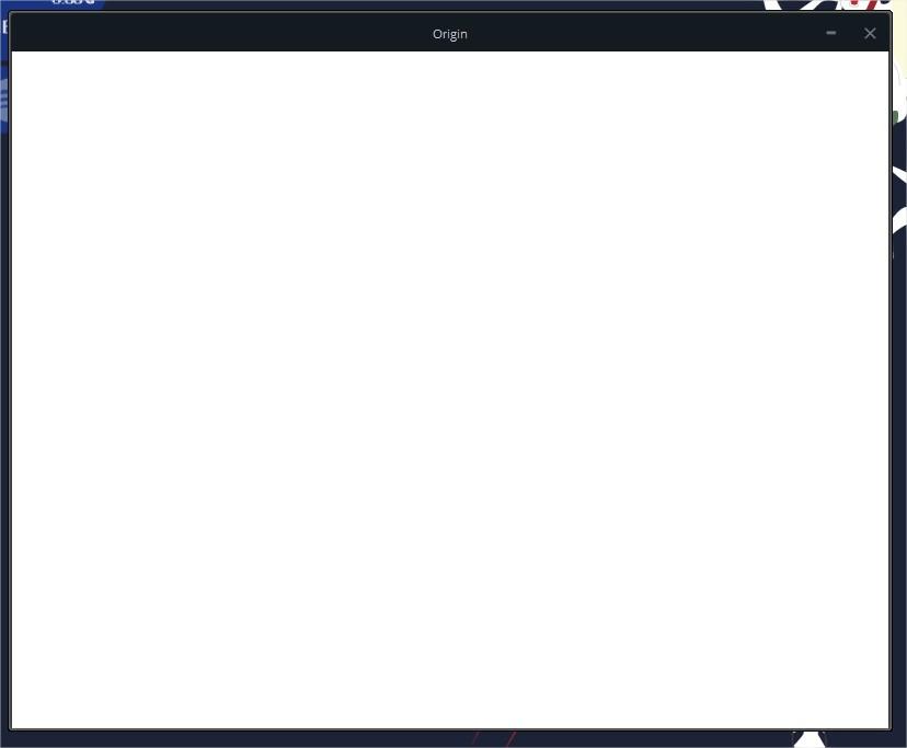 Solved: Origin Installer White Screen? - Answer HQ
