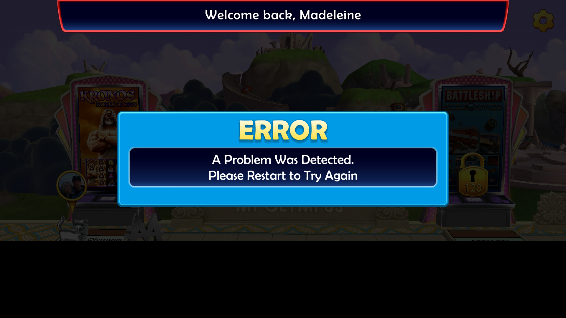 Solved: I cannot get Monopoly Slots to load - Answer HQ
