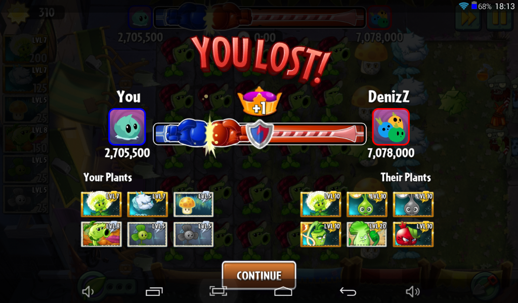 Solved: Cheaters in PvZ2 battlez - Answer HQ