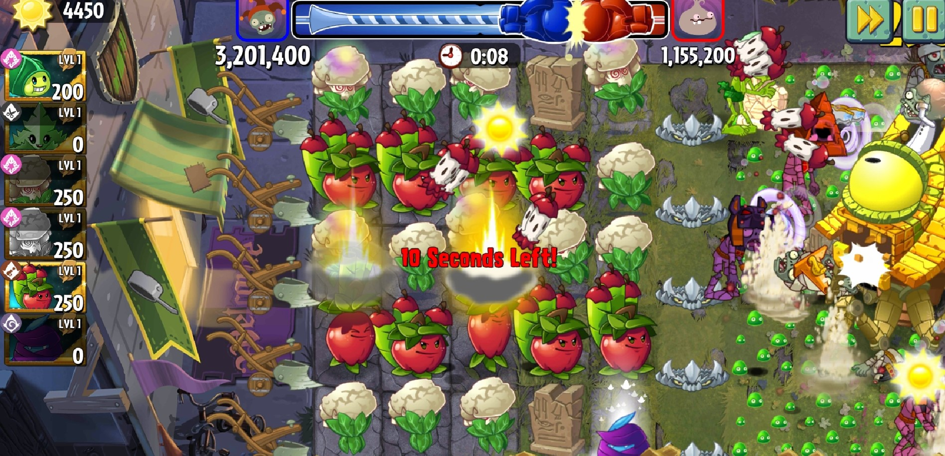 Screenshot_PvZ_layout level 1 plants.jpg