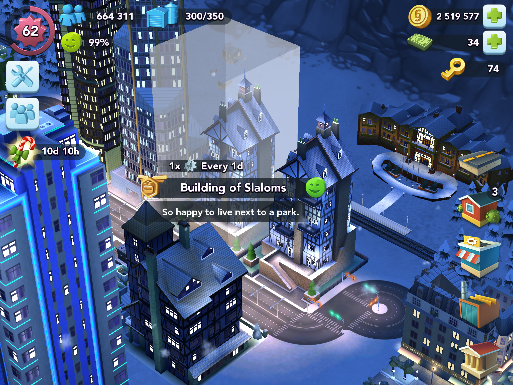 simcity buildit how to build bigger buildings