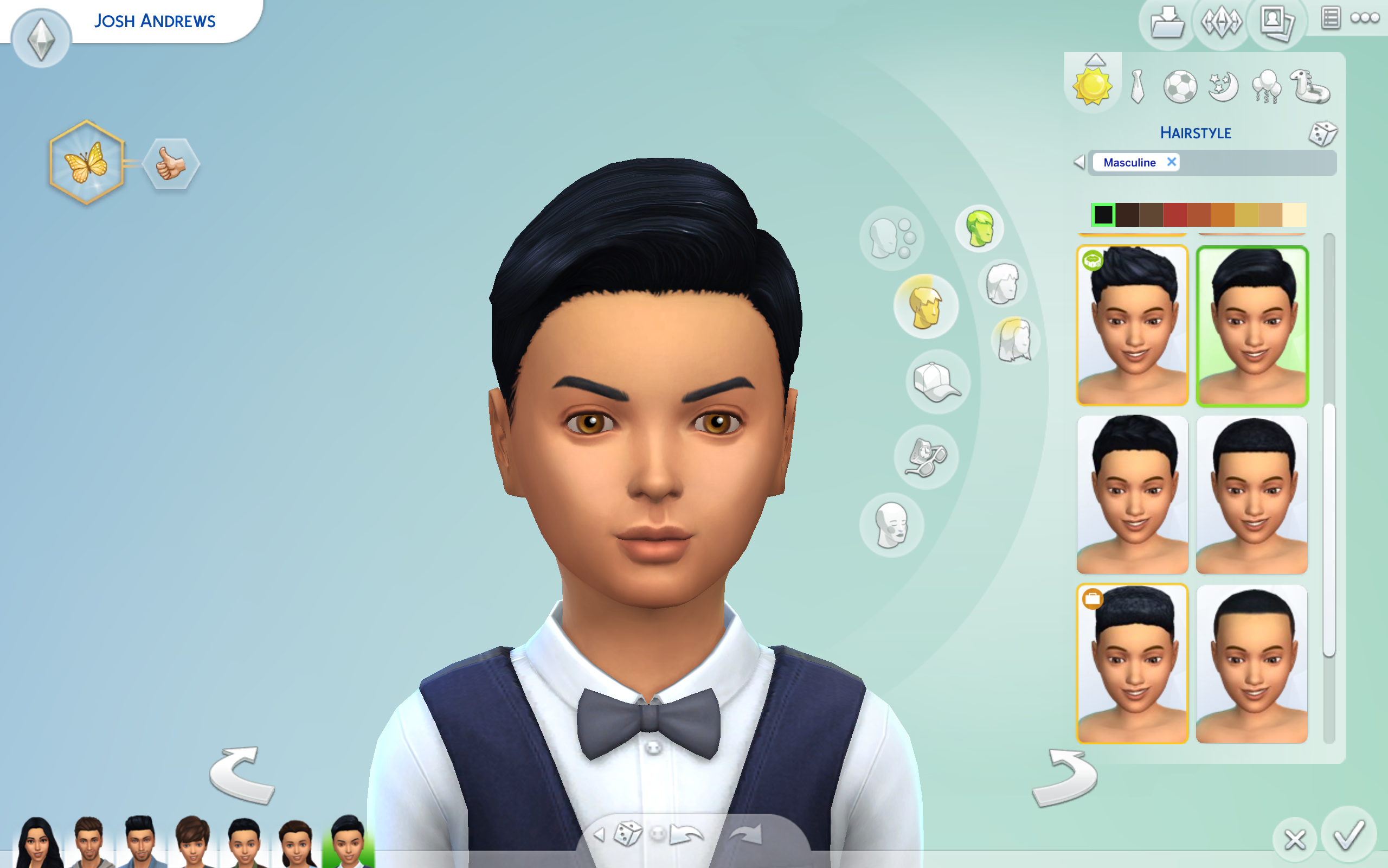 Sims 4 Eyes