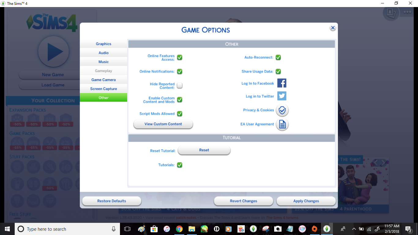 Solved: Custom Content not showing up in sims 4 - Answer HQ