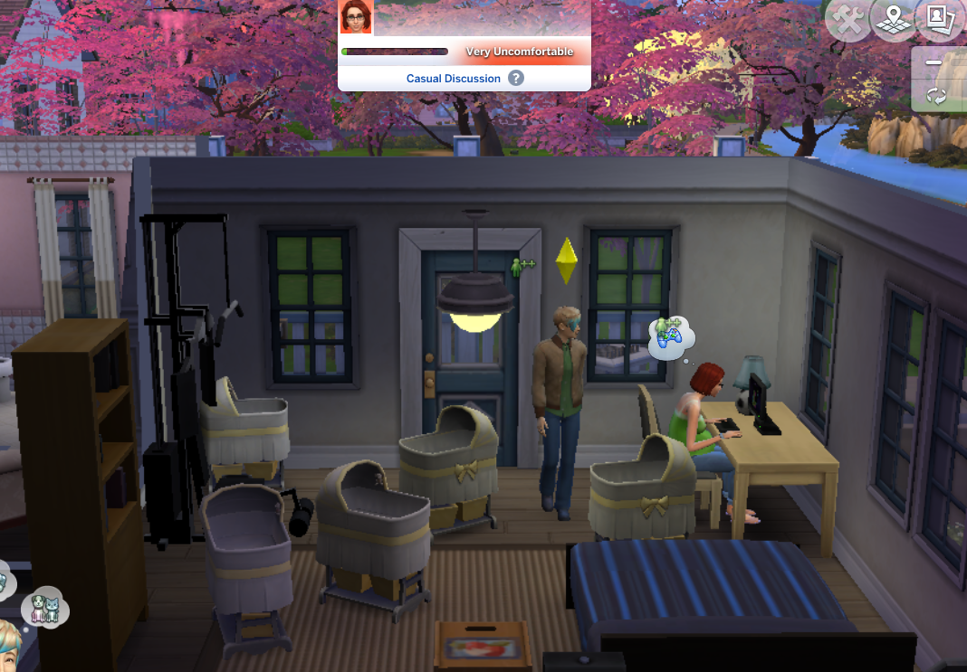 Solved: Any pregnant sim not in active household will go into labor