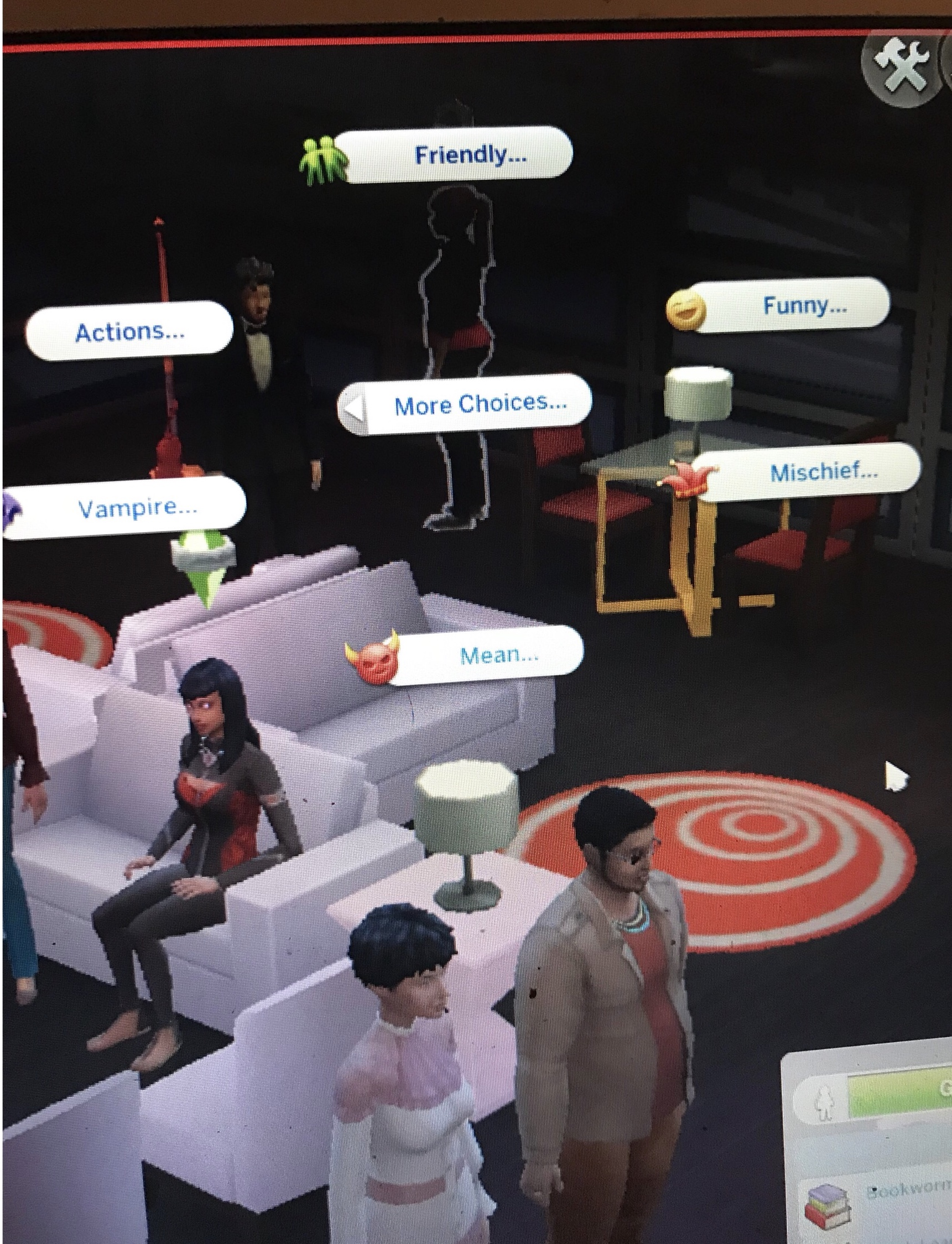 Romance social interaction not showing up sims 4 - Answer HQ