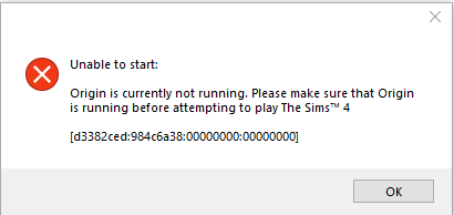 sims 4 not starting after december patch 2018 - Answer HQ