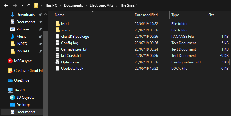 Deleted the documents folder and can't get it back  - Answer HQ