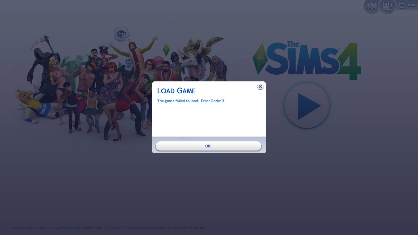 the sims 4 launcher exe