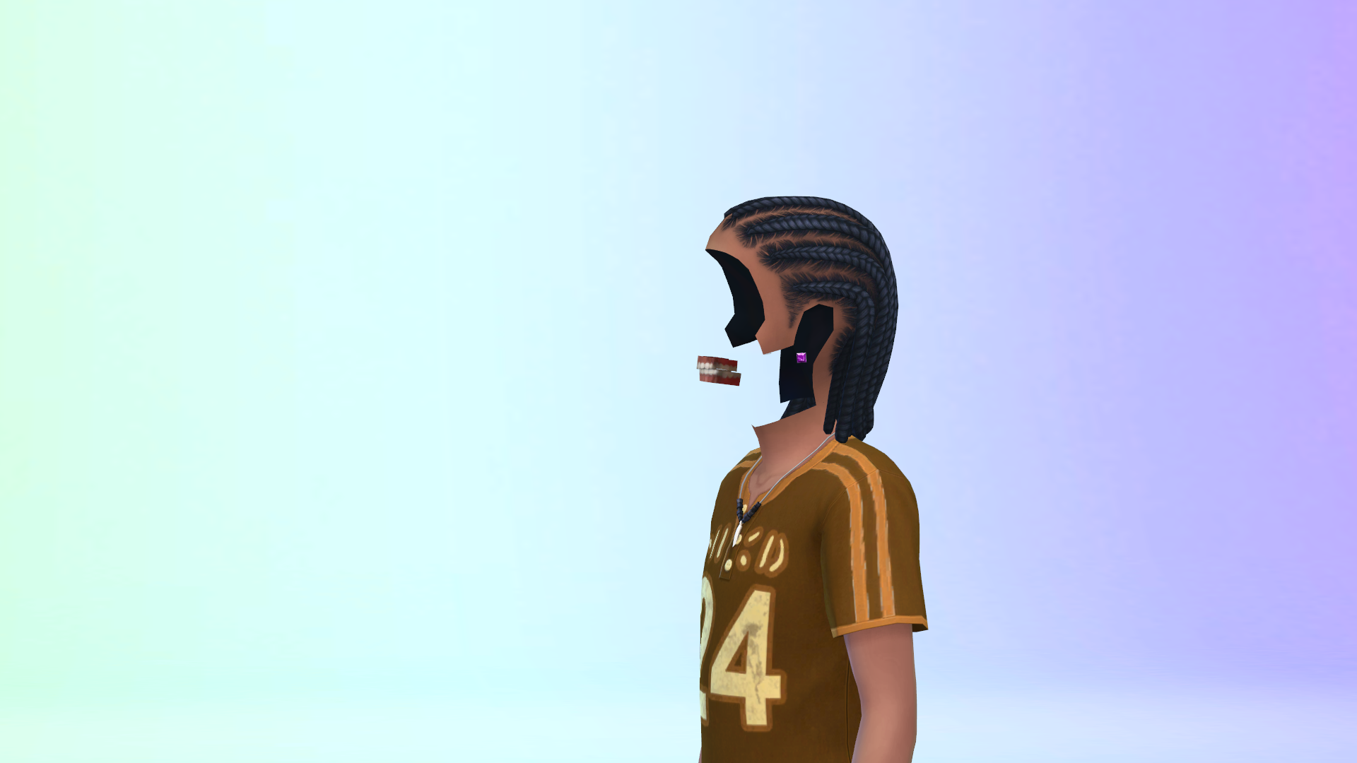Solved: invisible face texture townie glitch? - Answer HQ