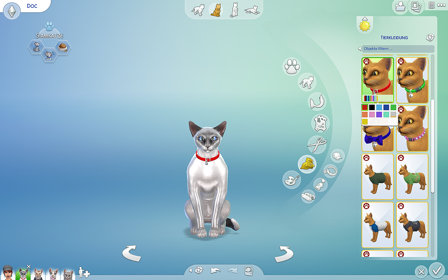 How To Feed Dogs In Sims