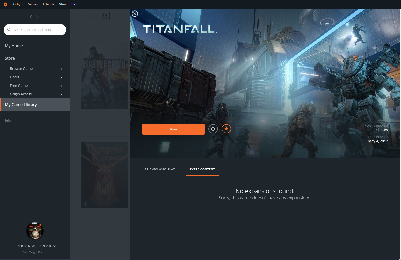 Solved: Can't download Titanfall FREE Map packs - Answer HQ