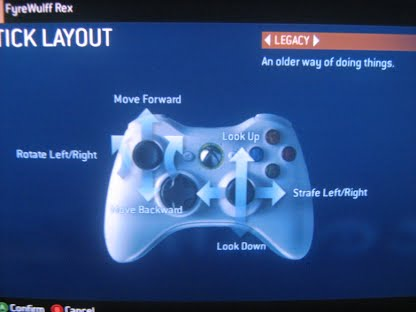 Anthem Controller Options Answer Hq