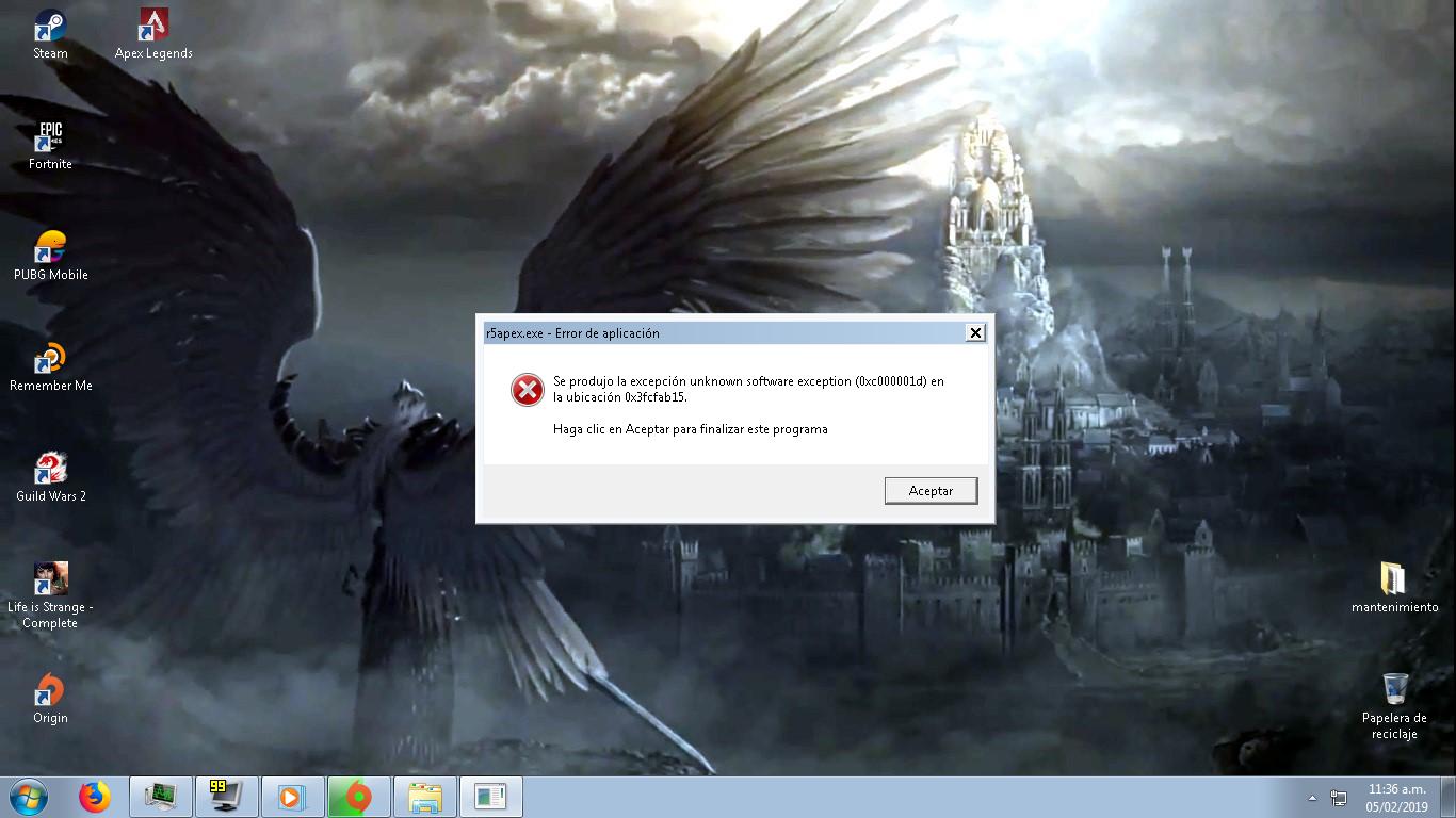 Apex Legends Dxgi Device Hung Error Fix Fortnite News - Ballersinfo com