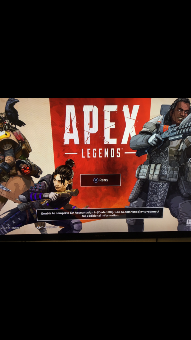 Solved: Apex Legends Unable to connect to EA servers - Page