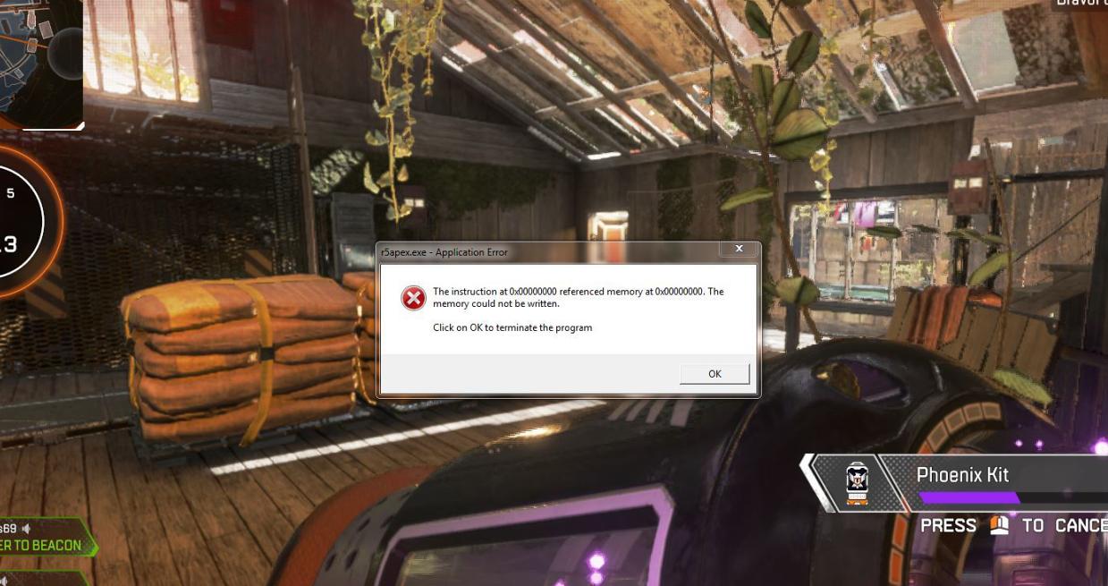 Solved: Apex Legends Crash To Desktop Without Error Message