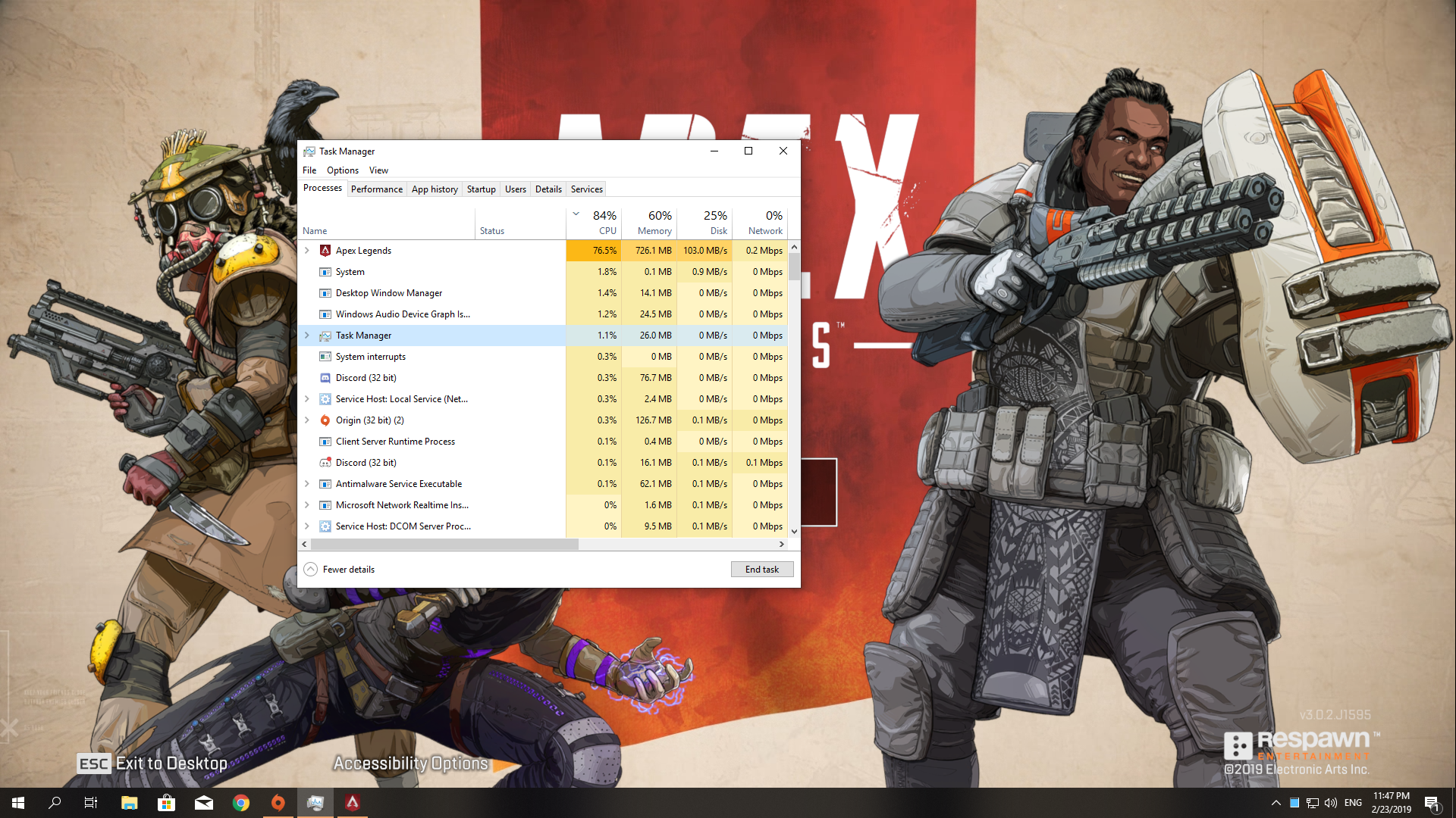 Game crashes without error and CPU usage is at 100% - Page 3