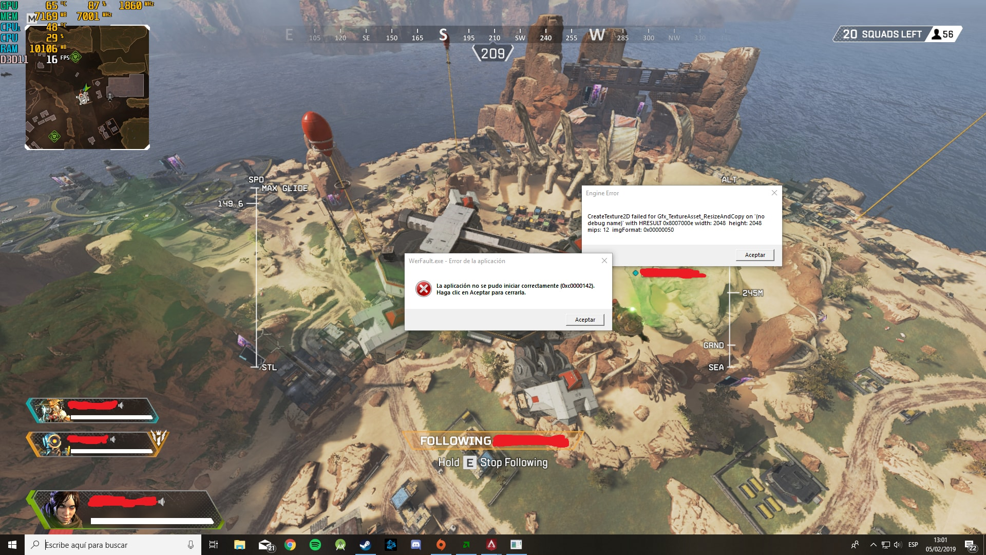 Apex Legends crashes in game - Answer HQ