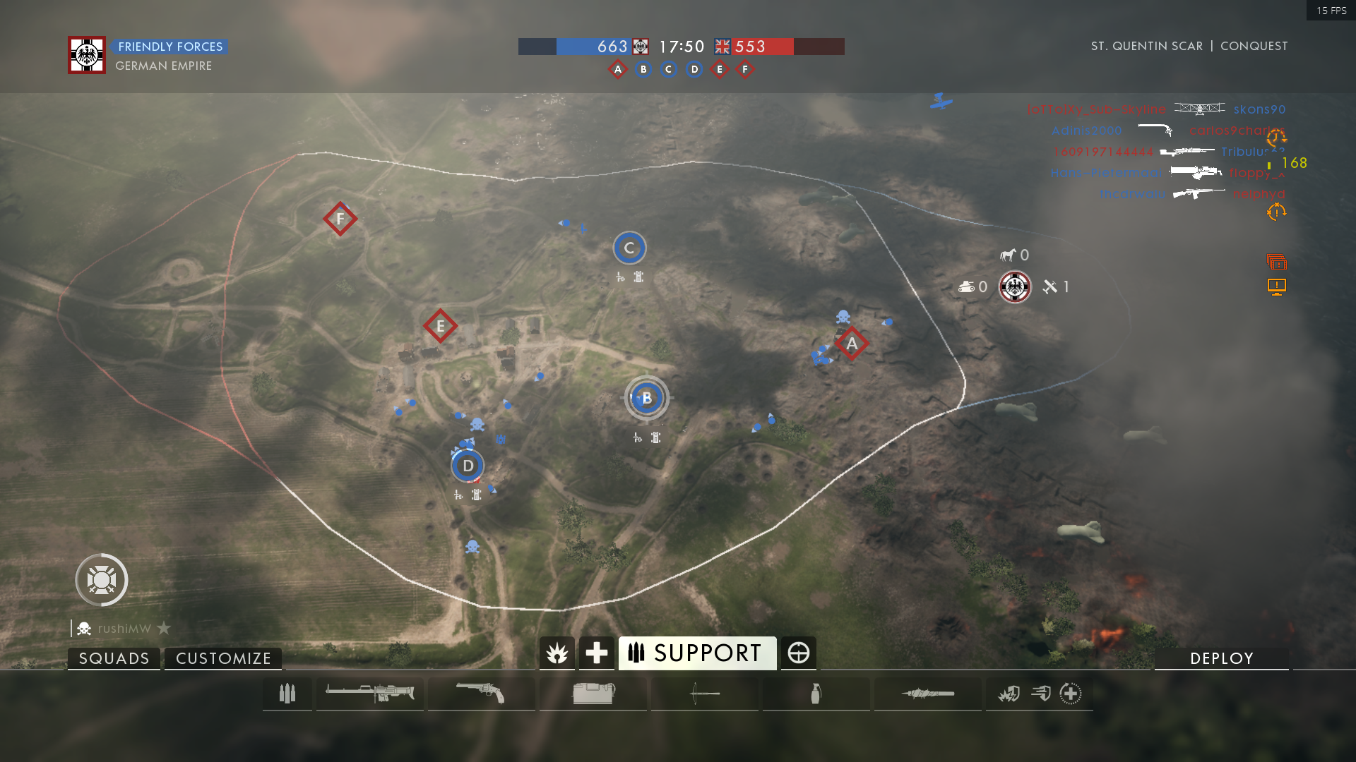 Severe FPS drop since December 2017 update in Battlefield 1