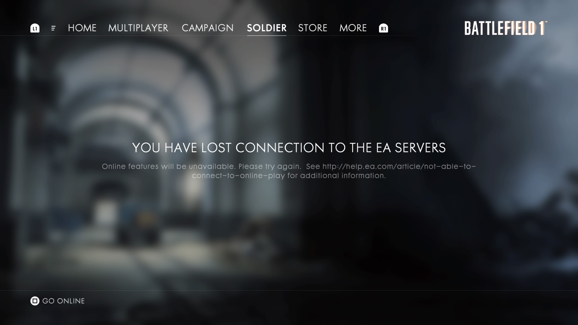 Solved: Cannot Connect to EA Servers - Battlefield 1 - Answer HQ