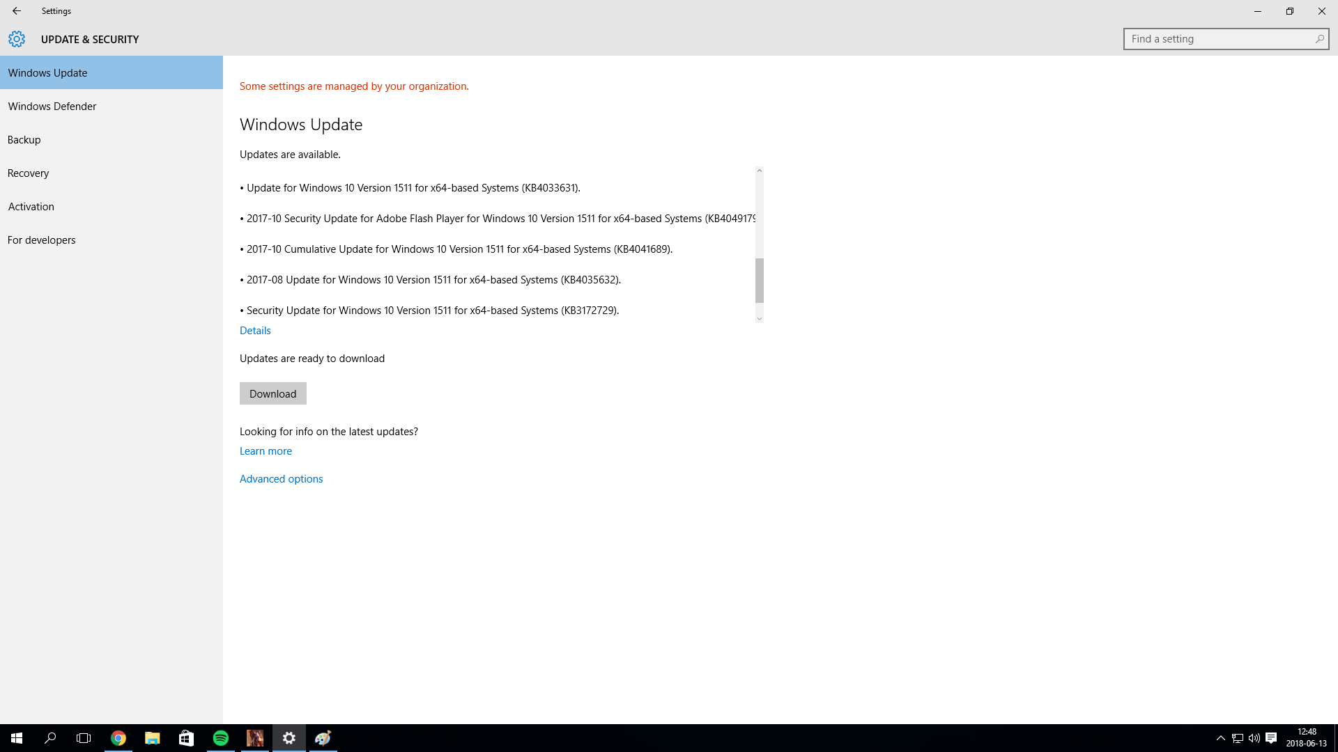 security update for windows 10 for x64-based systems download