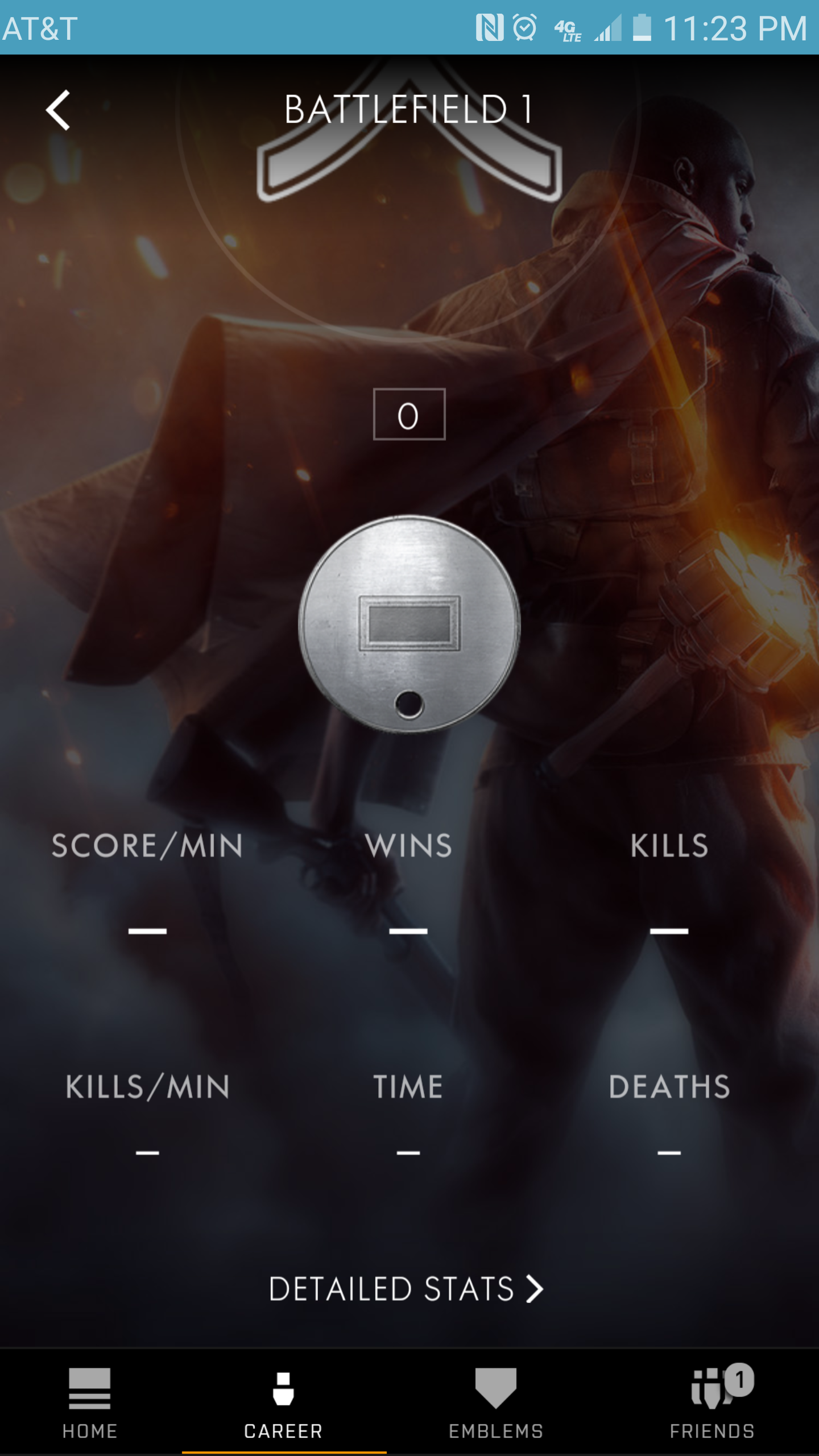 Solved: Level and stats resetting in game and compainion app - Answer HQ