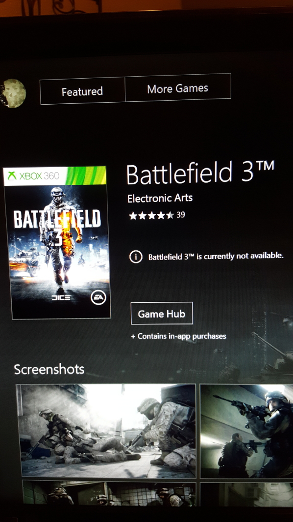 how to get inventory in battlefield one