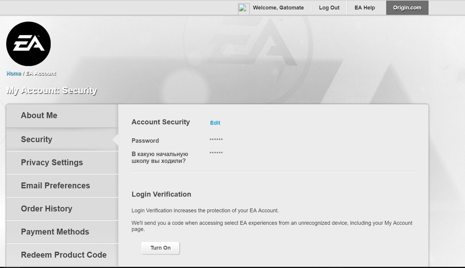 Solved: My account has been hacked and security question has