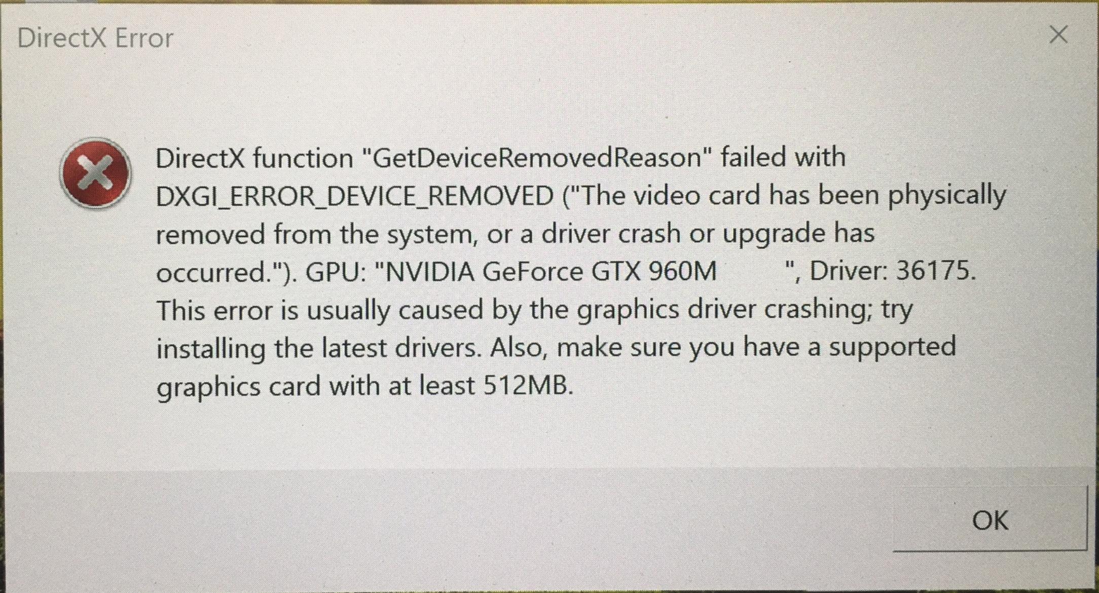 BF4 Premium DirectX error :-( - Answer HQ