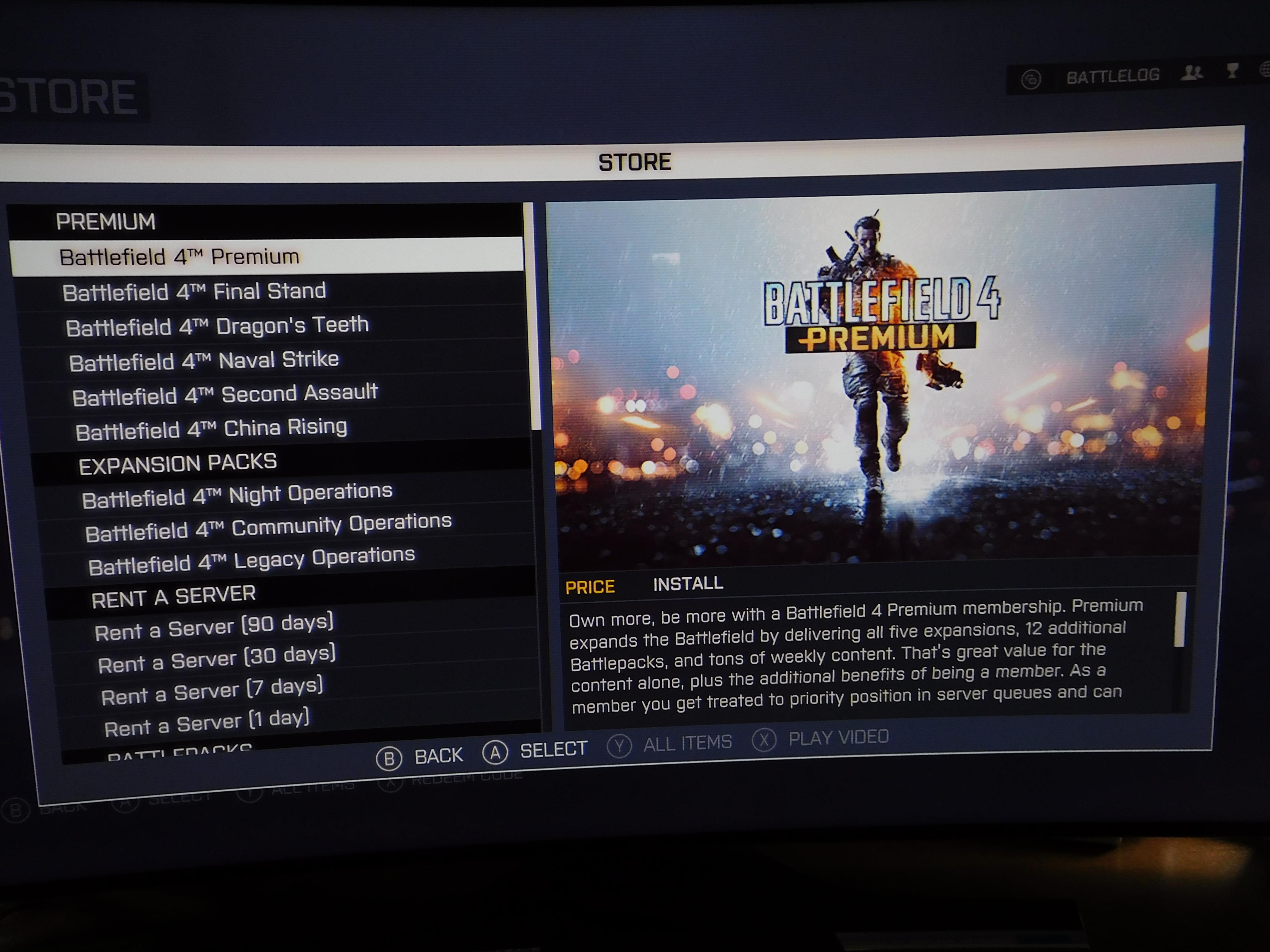Server browser needs a fix — Battlefield Forums