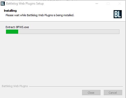 Скачать battlelog plugin.
