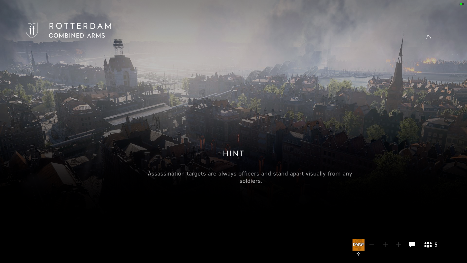 Loading Screen Combined Arms Infinite Loading Screen