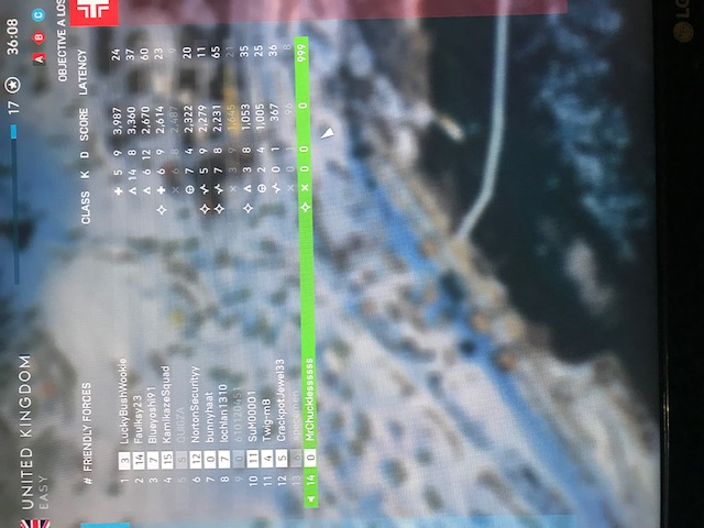 Solved: 999 PING BATTLEFIELD 5 - UNPLAYABLE - Answer HQ