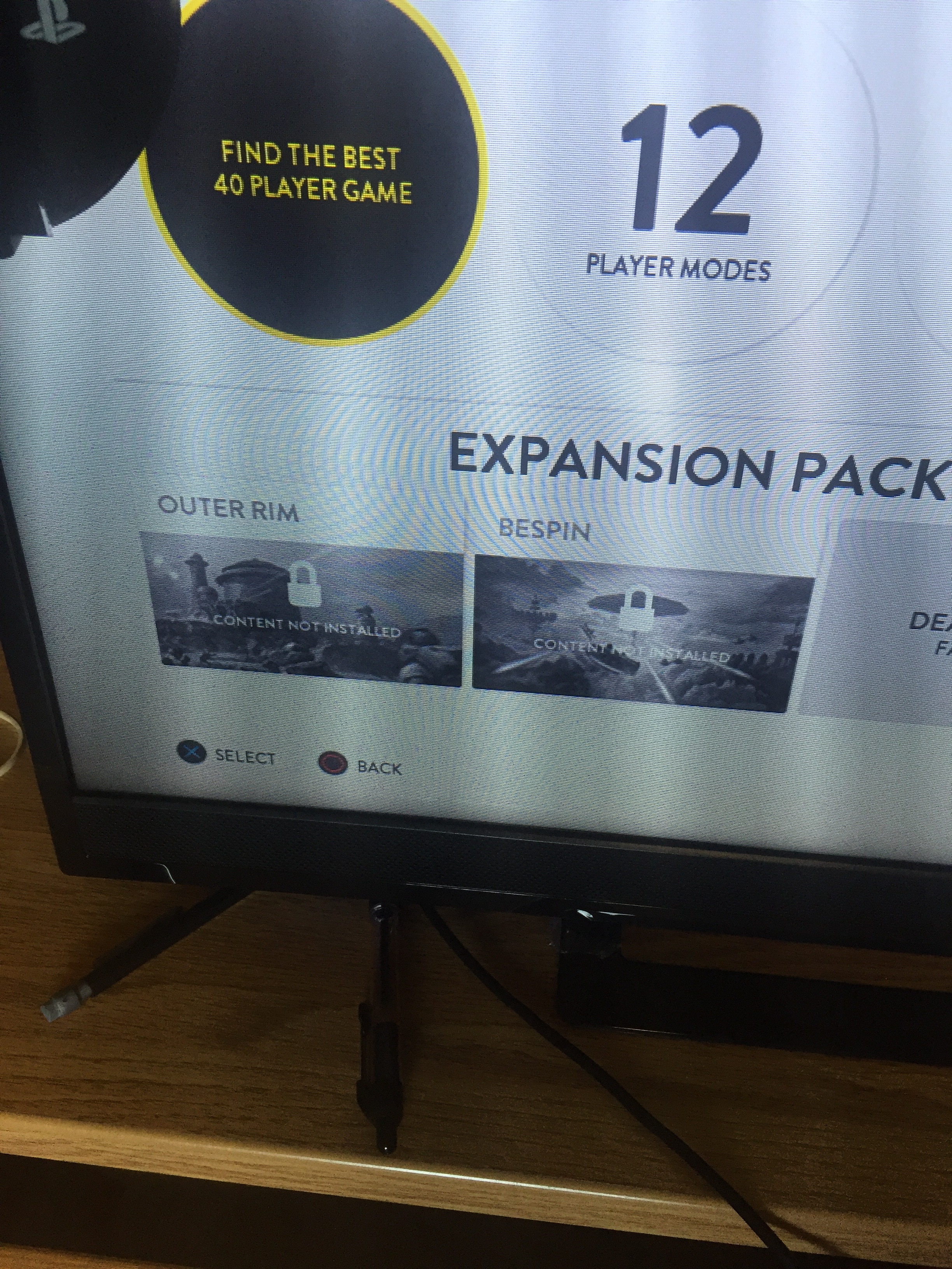 Solved: PS4 SW Battlefront Season Pass & DLC not working
