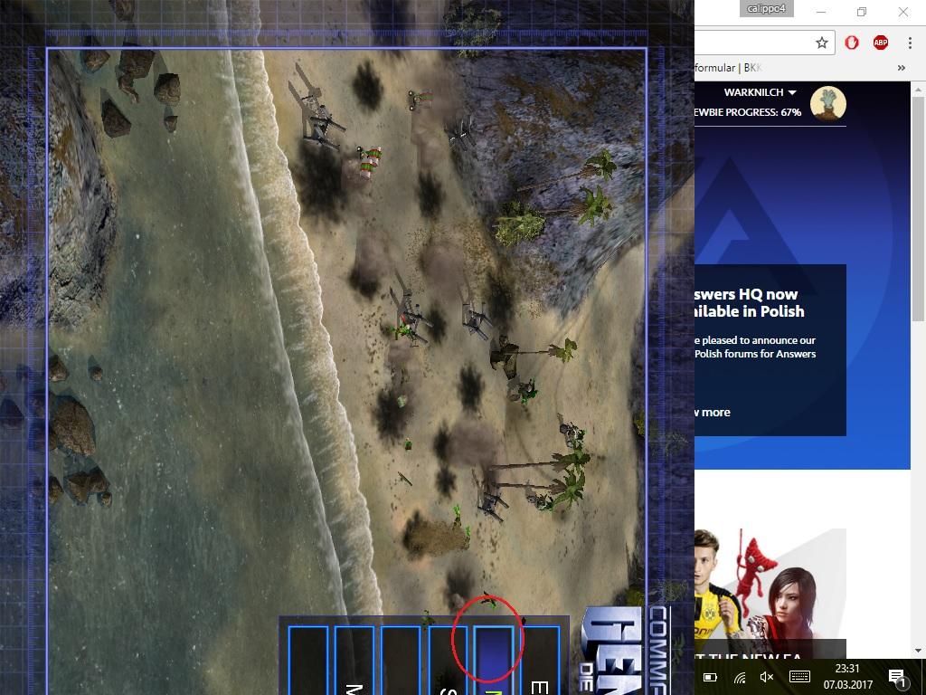 command and conquer zero hour windows 10 options ini