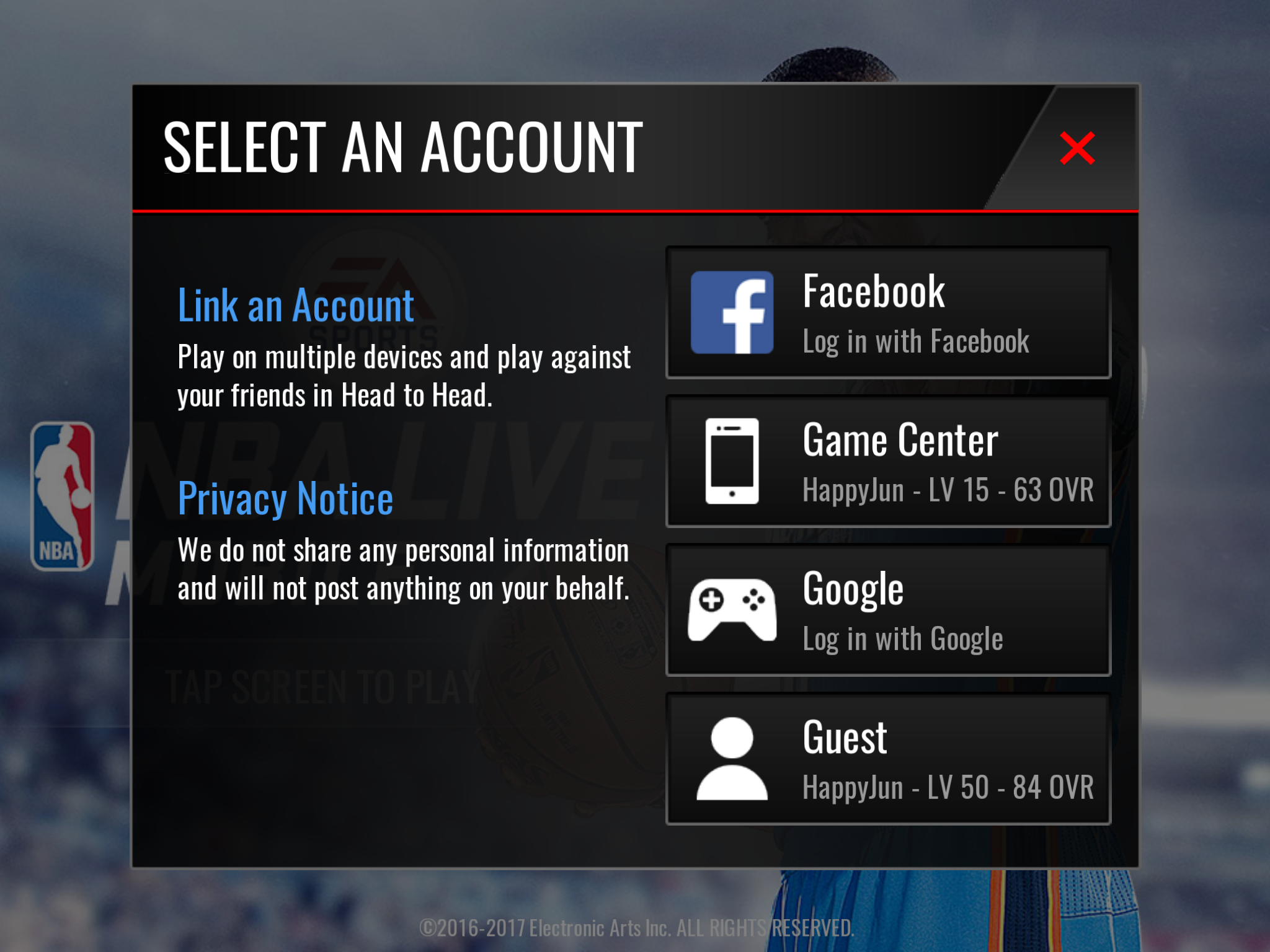 Solved: NBA Mobile - Banned Accounts - Page 2 - Answer HQ