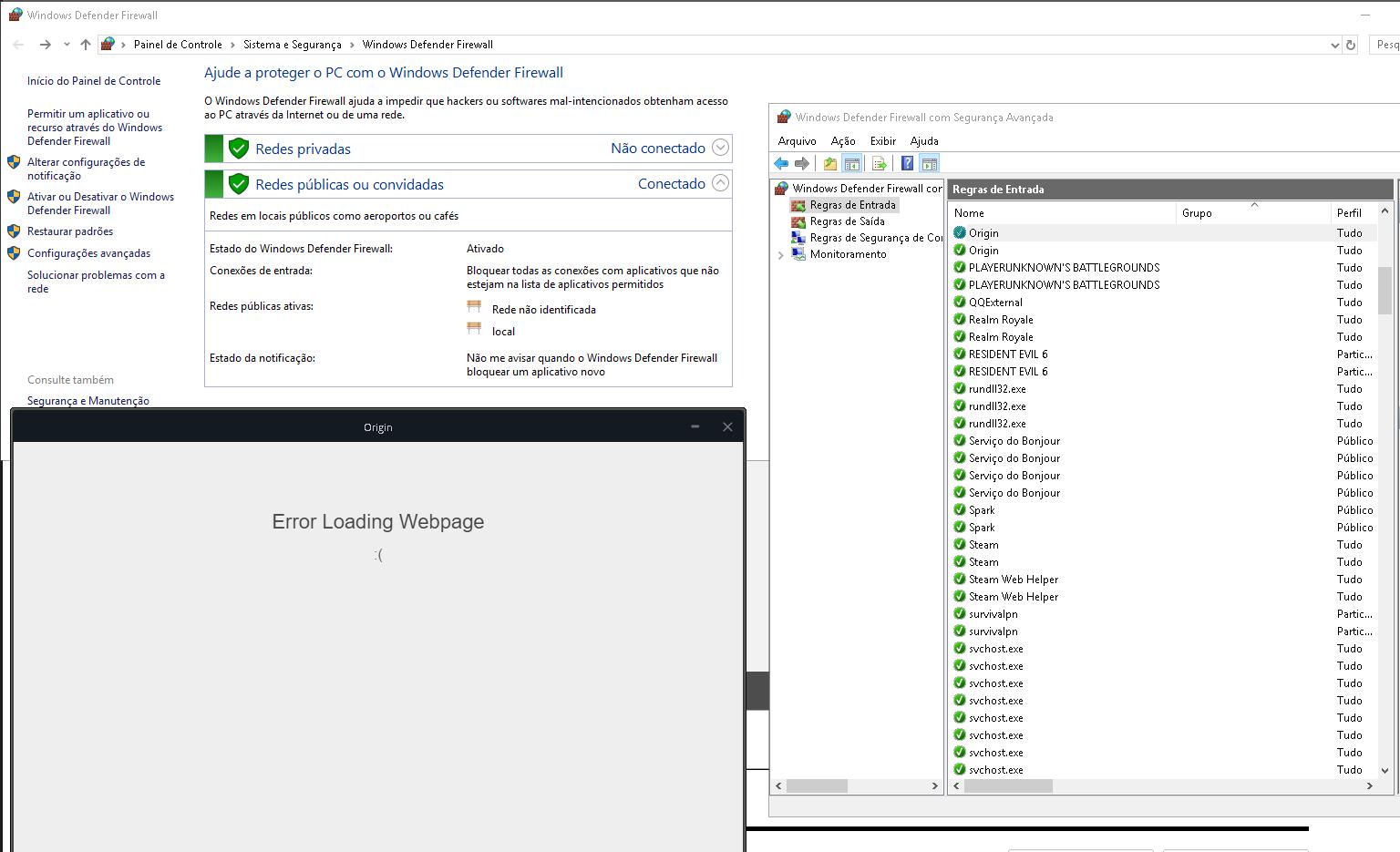 Origin install error : Error loading webpage - Answer HQ
