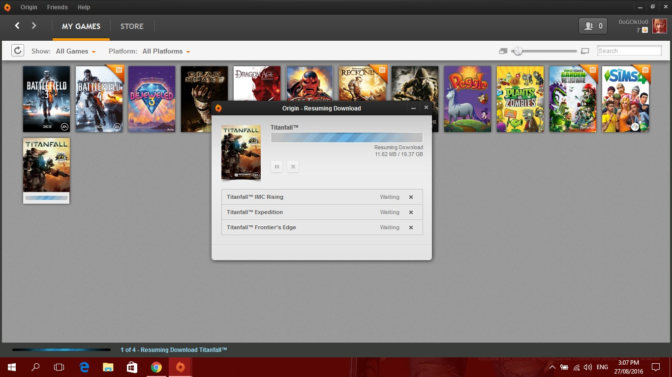 Solved: Origin Client - Move / Locate Installed Games - Page