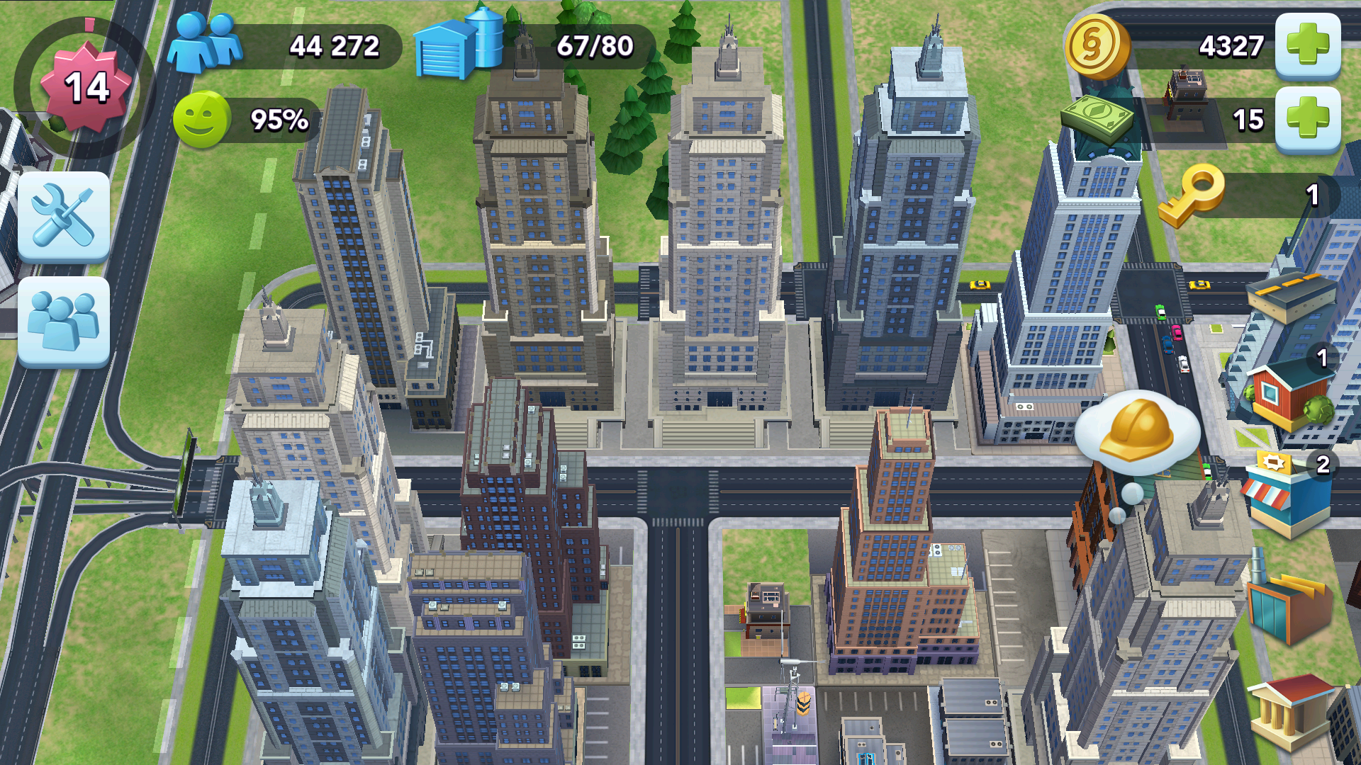 Solved: Street poles and street lights Simcity Buildit