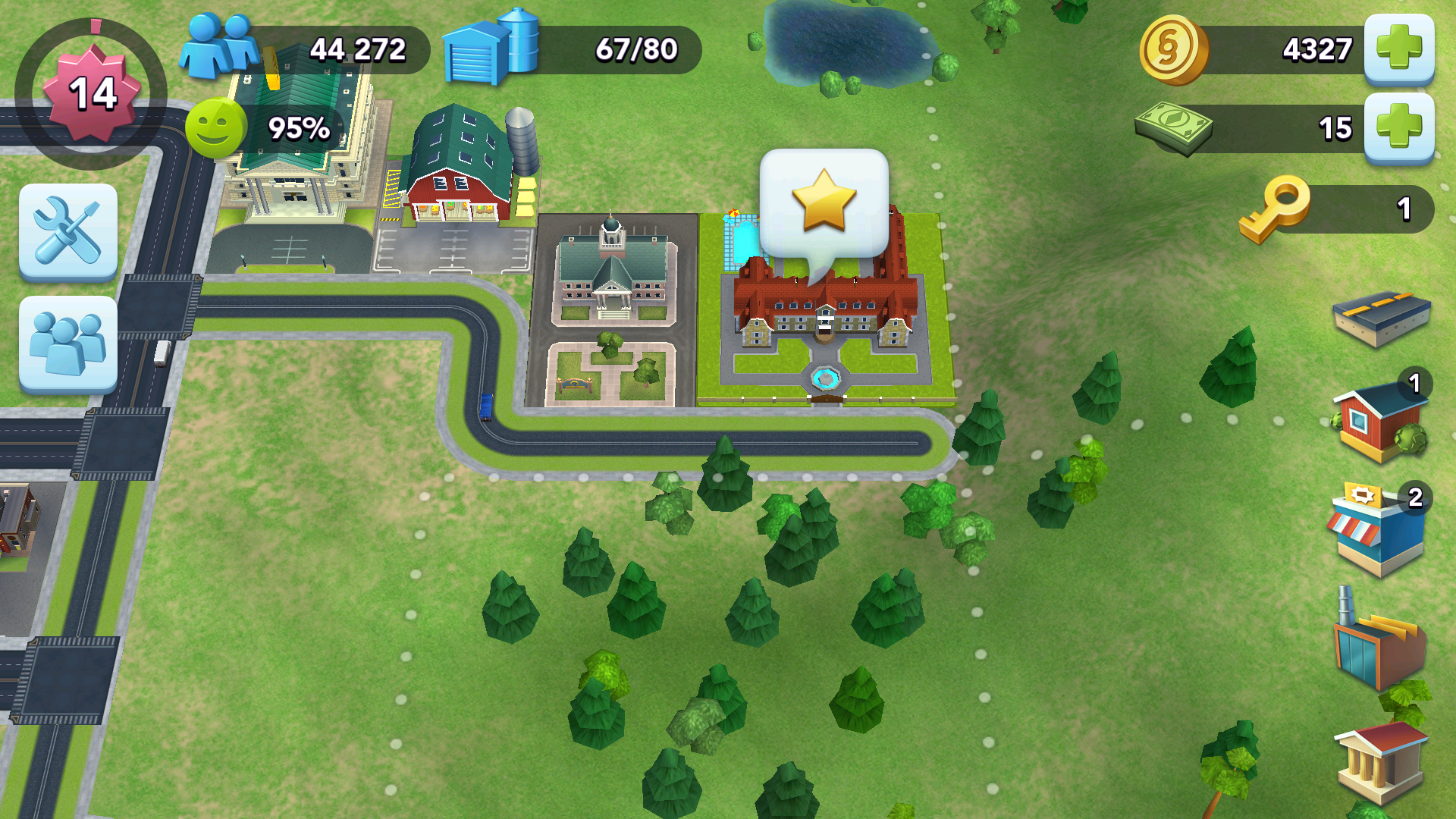 Solved: Street poles and street lights Simcity Buildit - Page 2