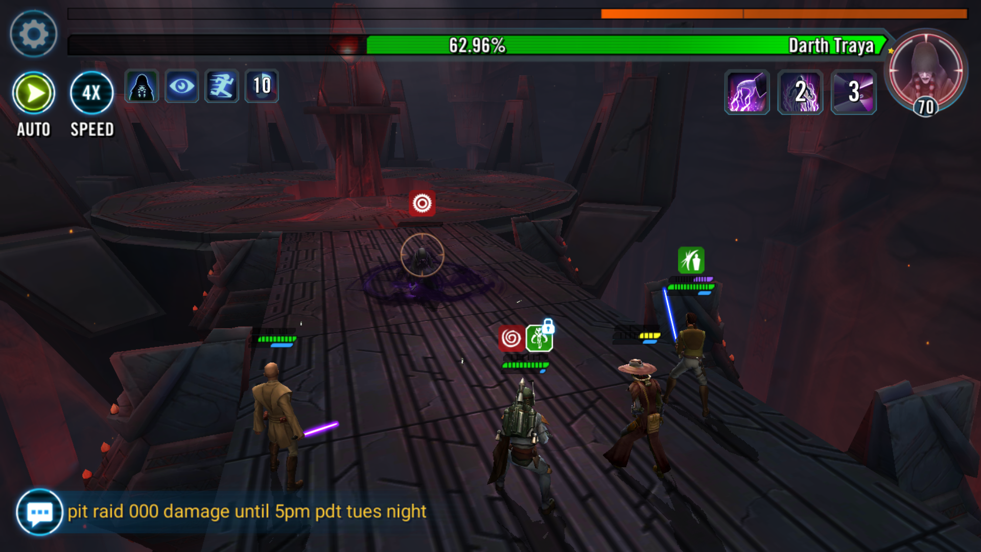 Solved Sith Raid Can T Attack Answer Hq