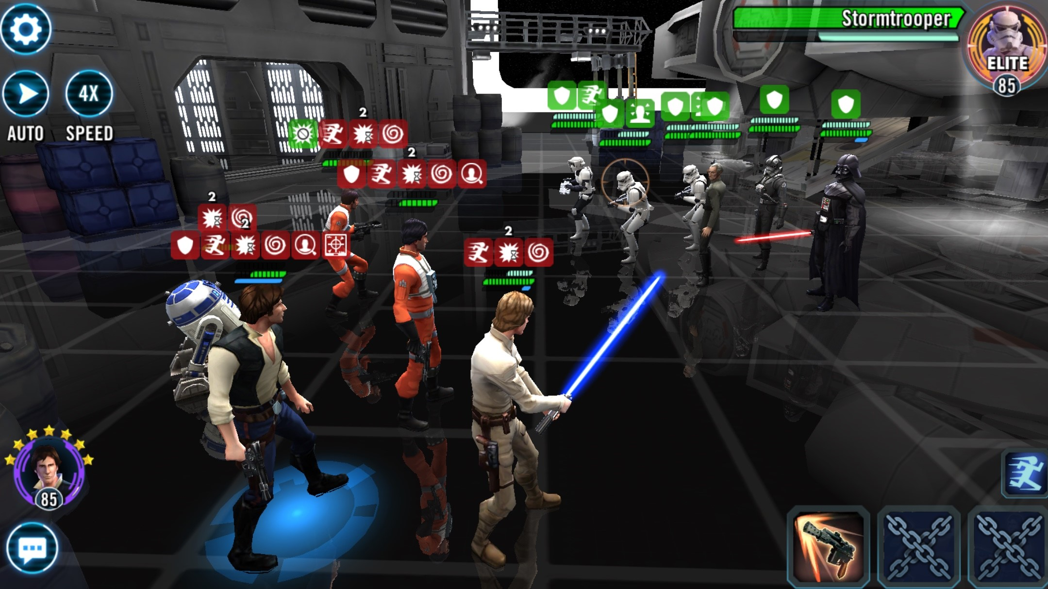 Old Daka Mods Sith Raid