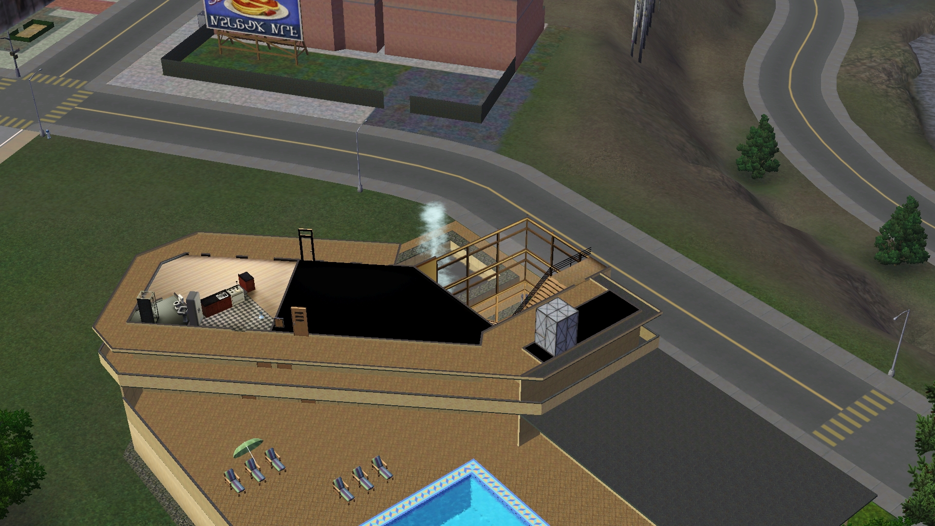 Solved: Sims 3 - Black apartment - Answer HQ