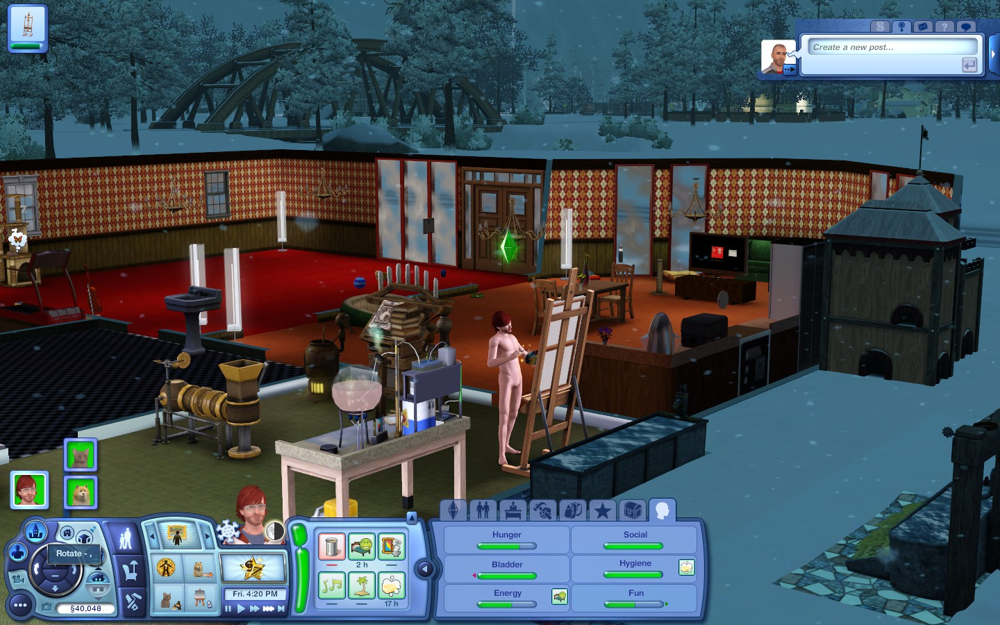 sims 3] the game tends to crash, freezes, and bugs  - Answer HQ