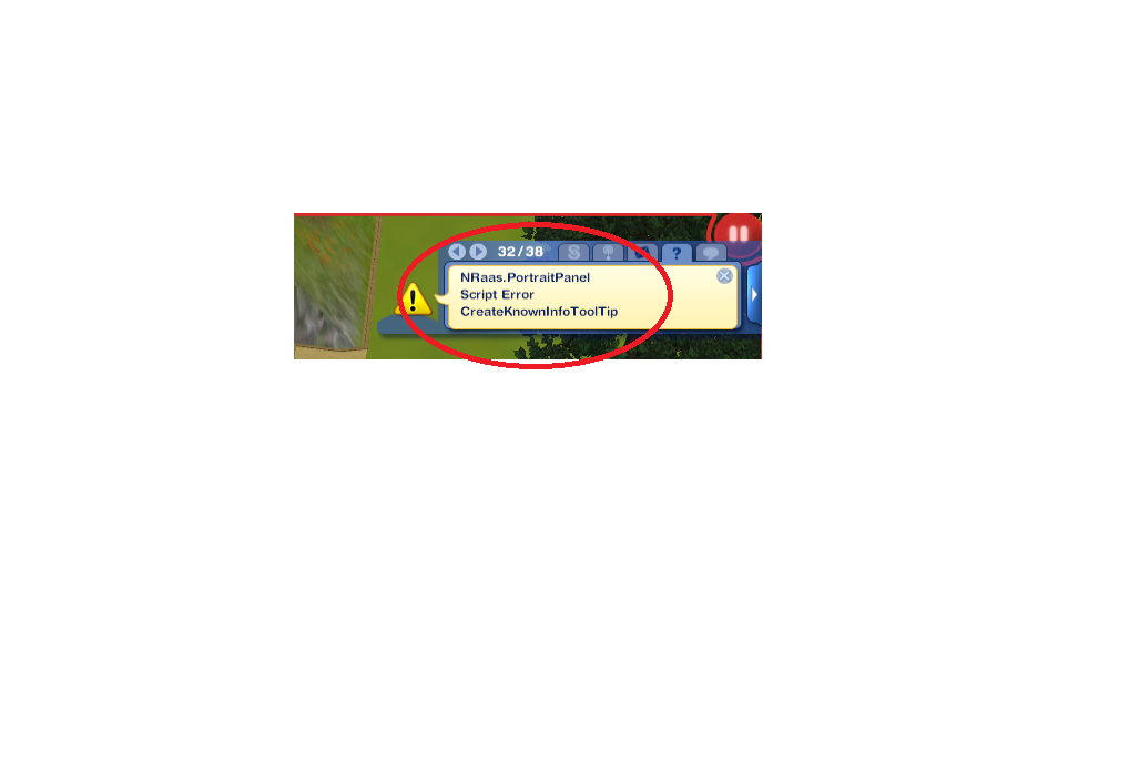 Solved: Sims 3: Sim icon GONE, can't interact with Sim, No moodlets
