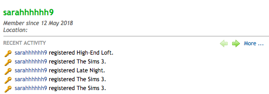 Sims 3 code registration not working - Answer HQ